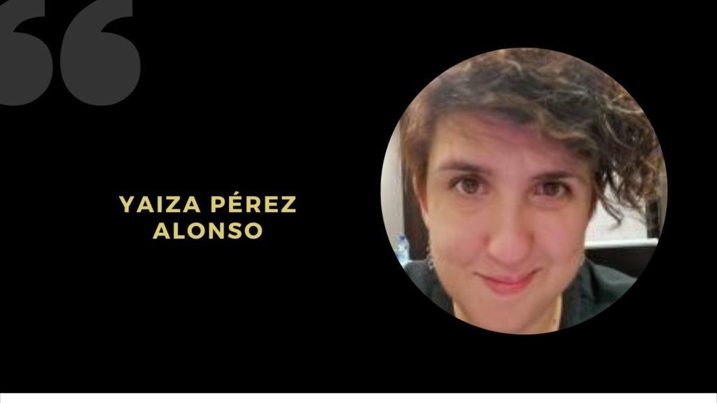 Yaiza Pérez Alonso